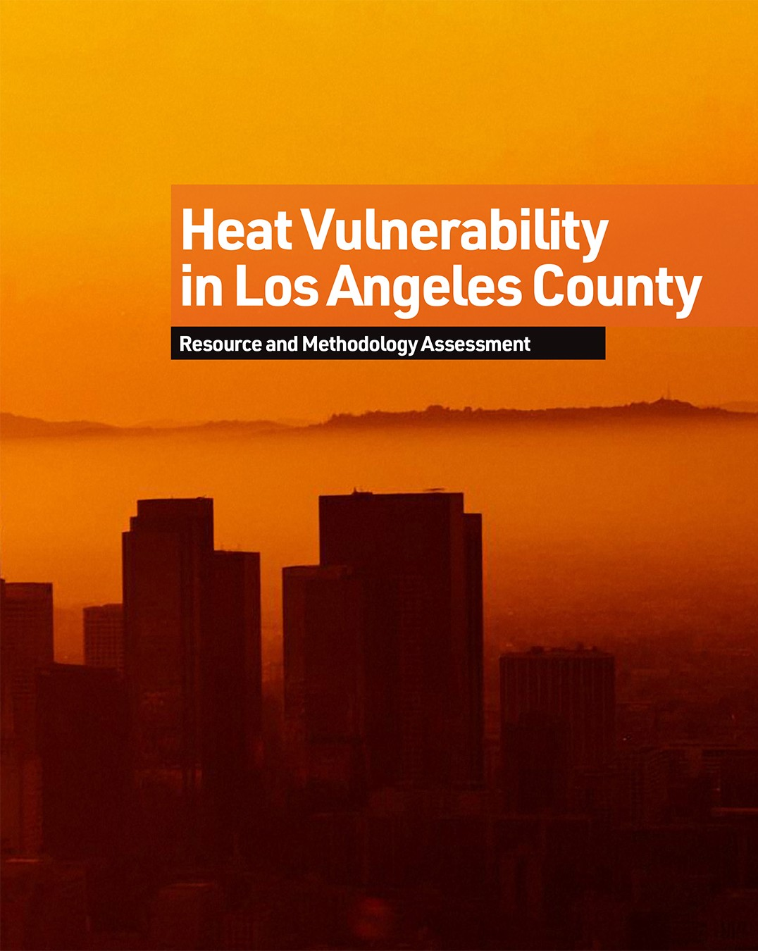 Heat Vulnerability in Los Angeles County