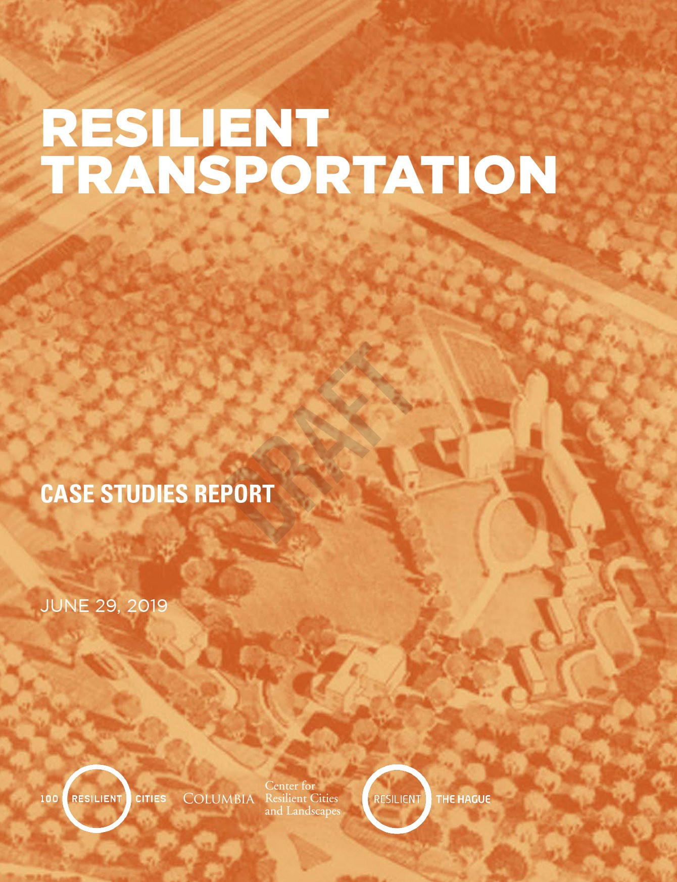 Resilient Transportation Systems